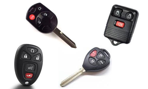 keyless remotes smart keys